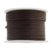 Leather Round Cord 1.5mm Brown